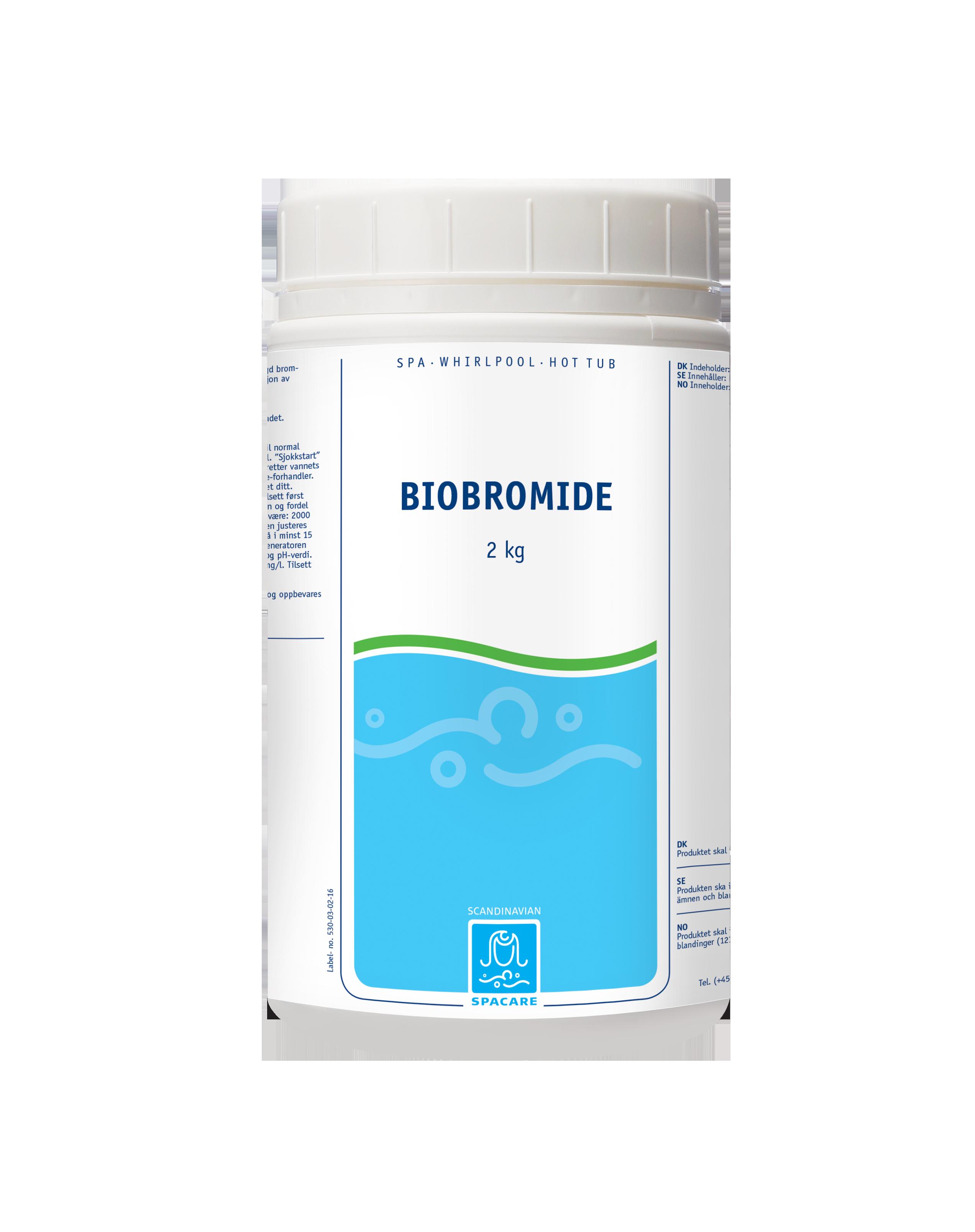 SpaCare BioBromide Salt