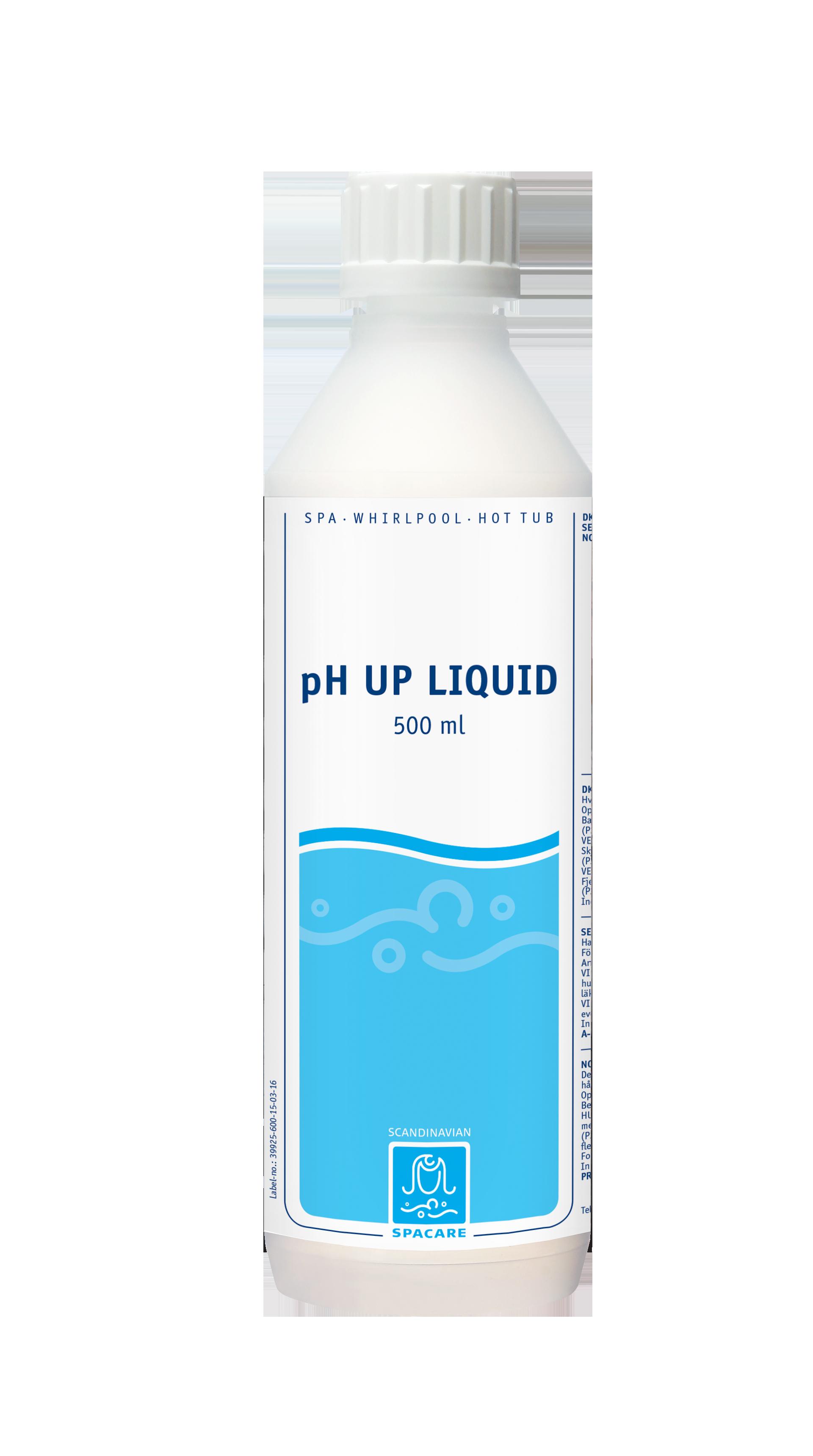 SpaCare pH-Up Liquid