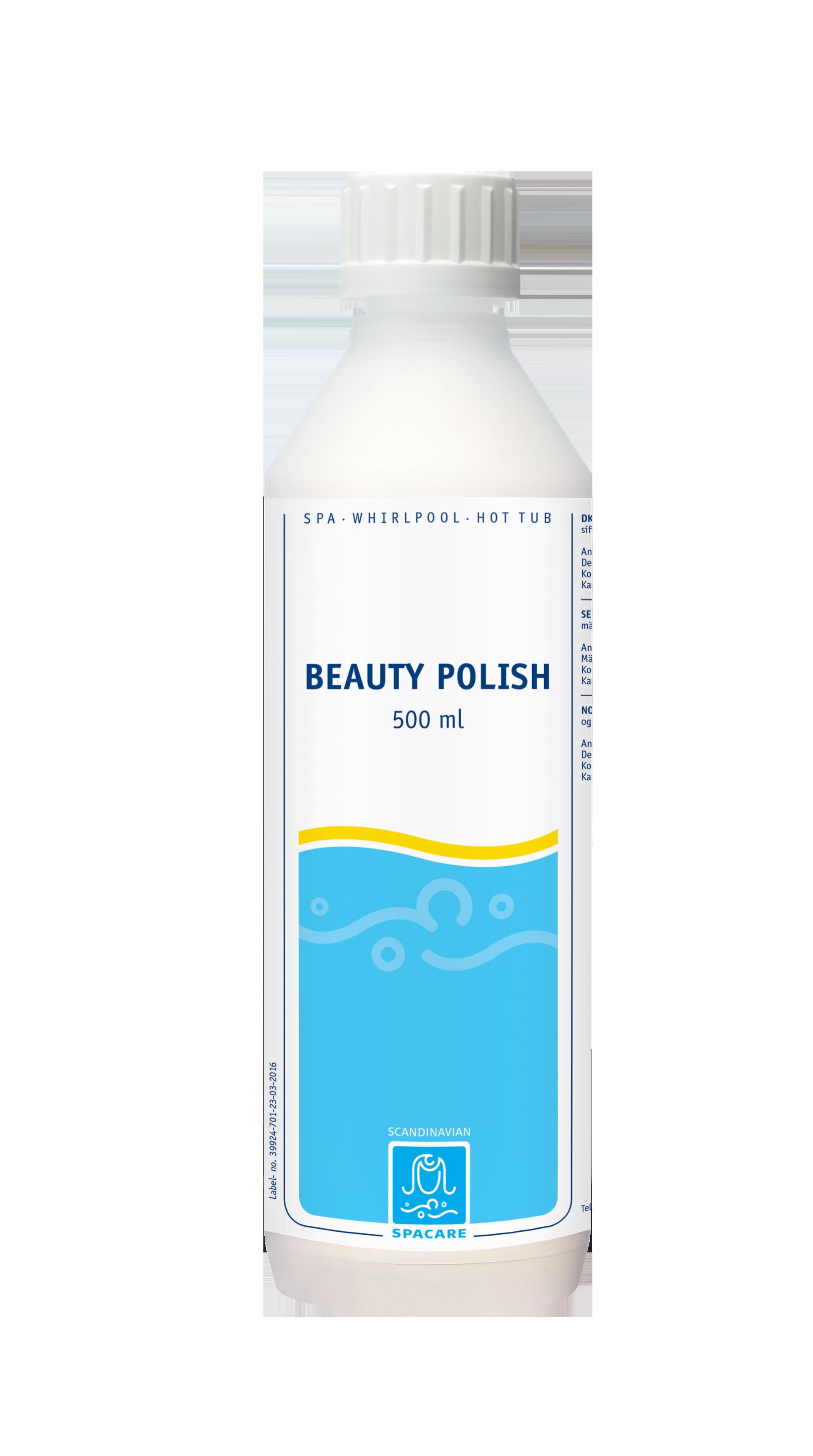 SpaCare Beauty Polish