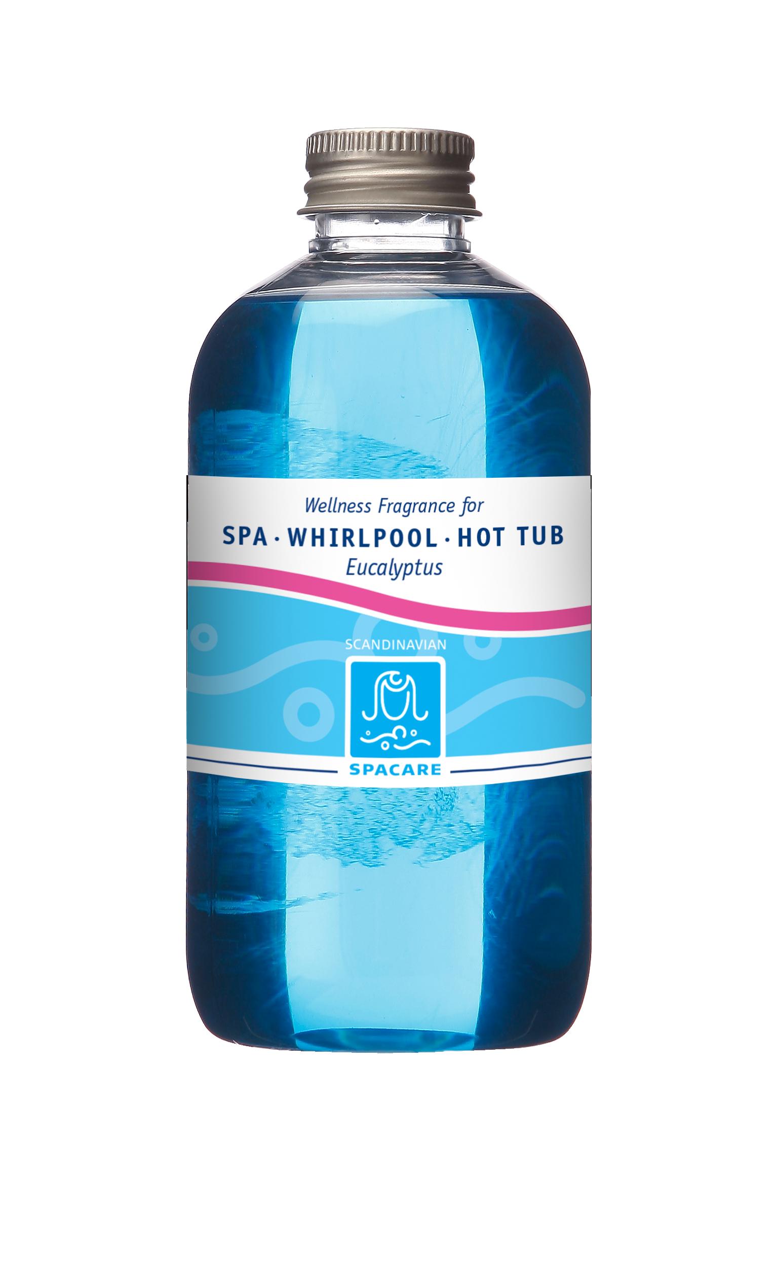 SpaCare Wellness Fragrance Eucalyptus