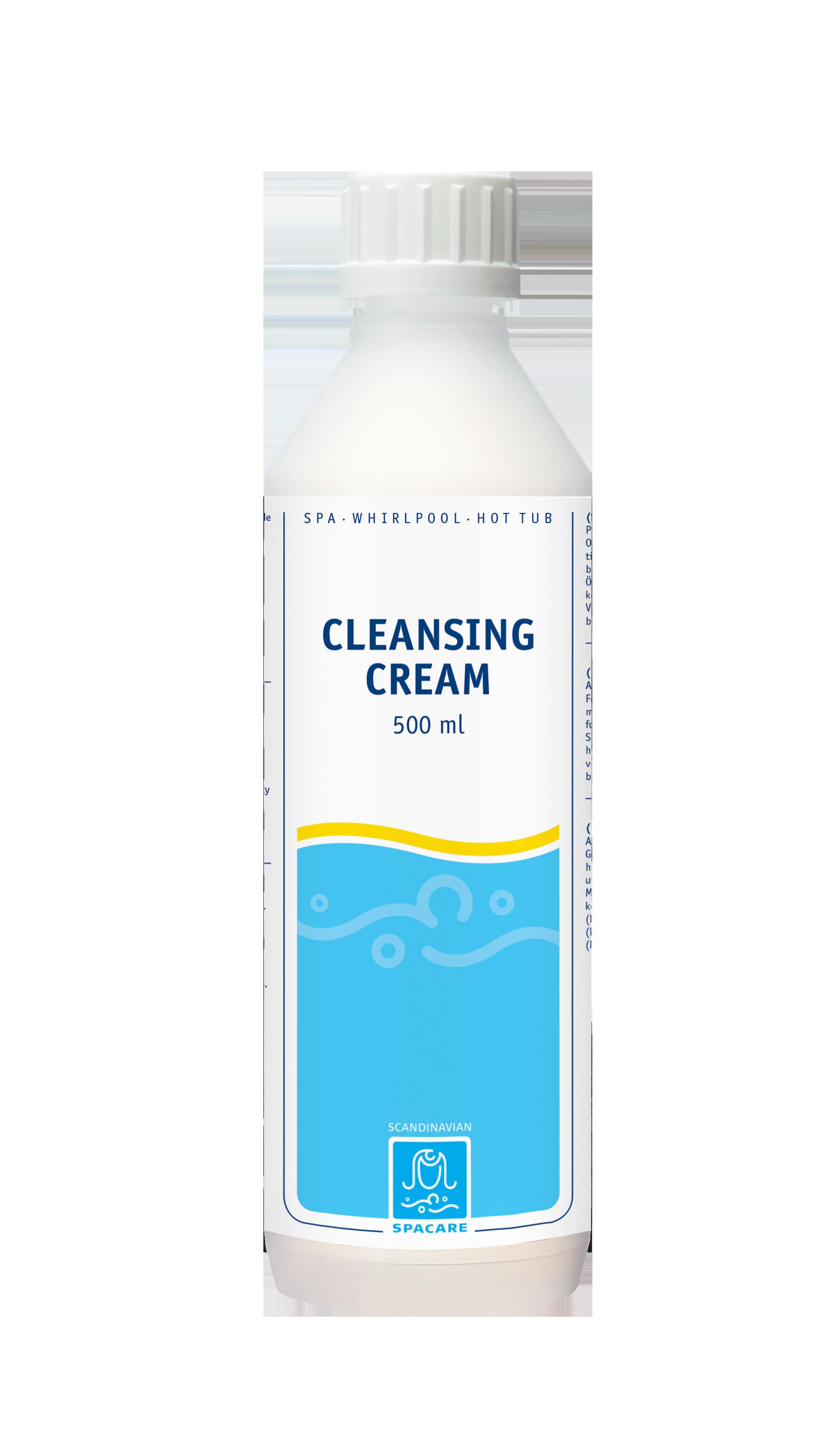 SpaCare Cleansing Cream