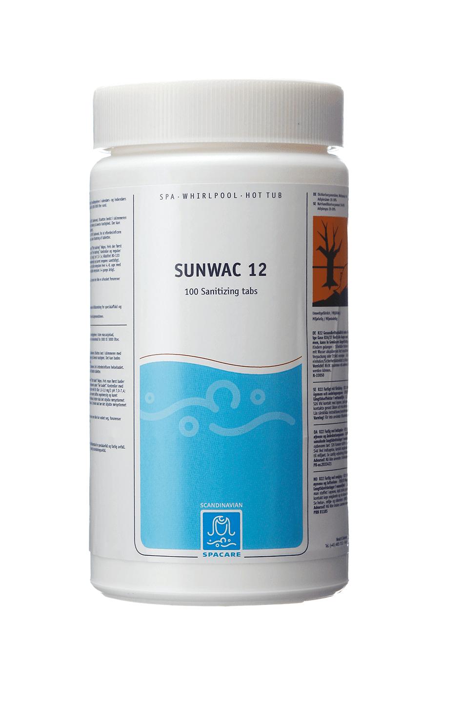 SpaCare SunWac 12