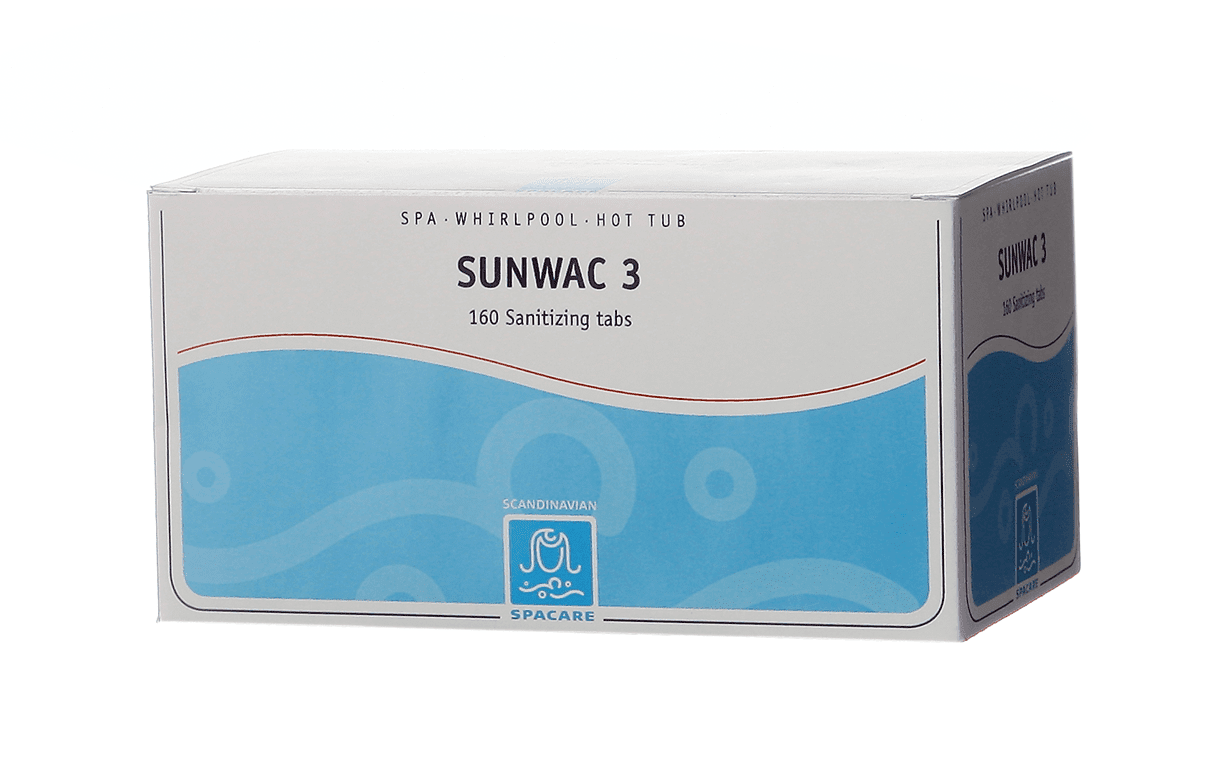 SpaCare SunWac 3