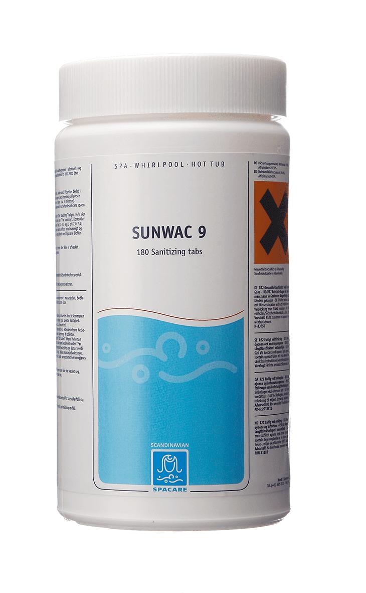 SpaCare SunWac 9