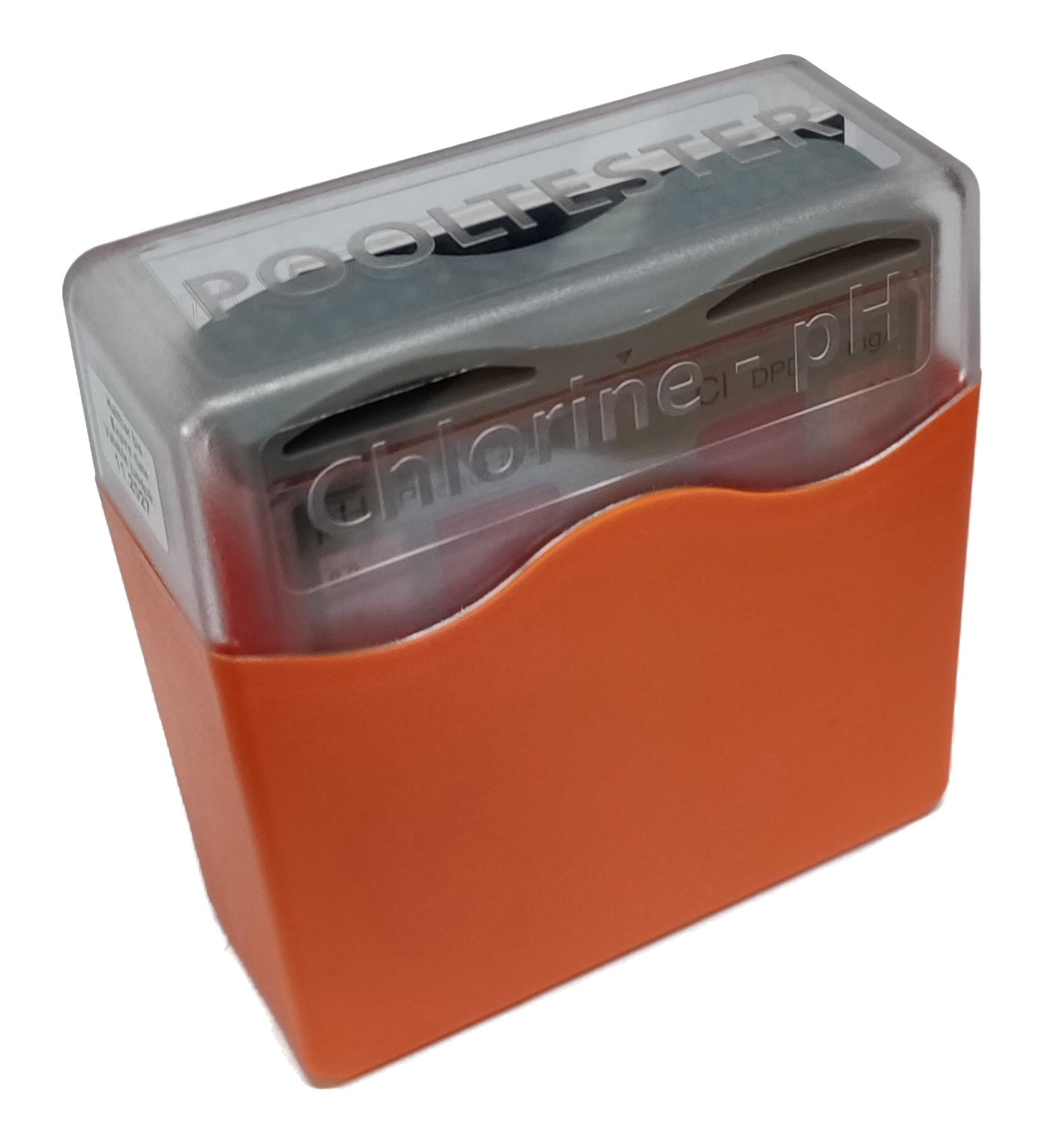 Tablettester Klor/pH (håndryster)