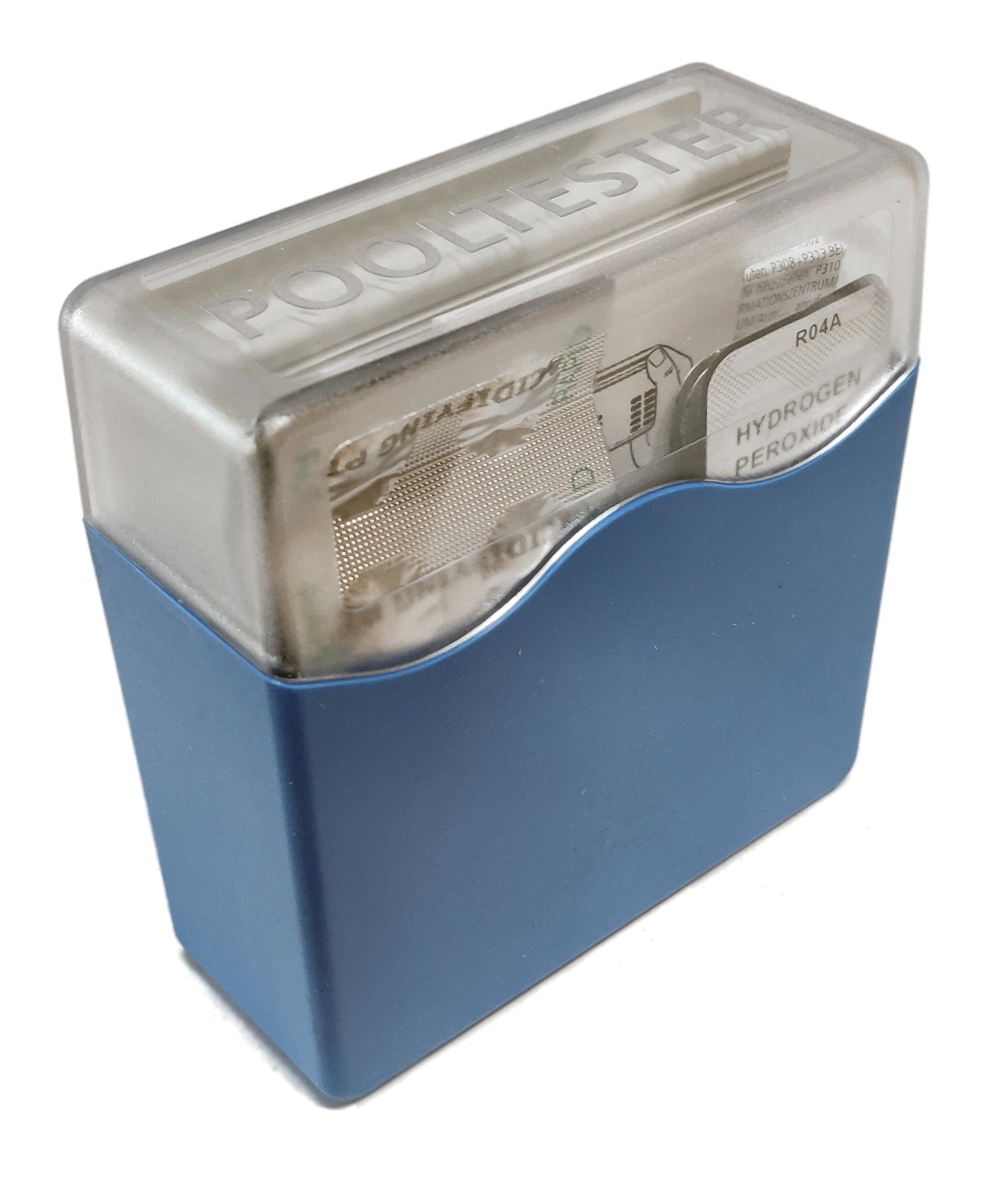 Tablettester BAQUACIL PHMB 2in1/SHOCK/pH (håndryster)