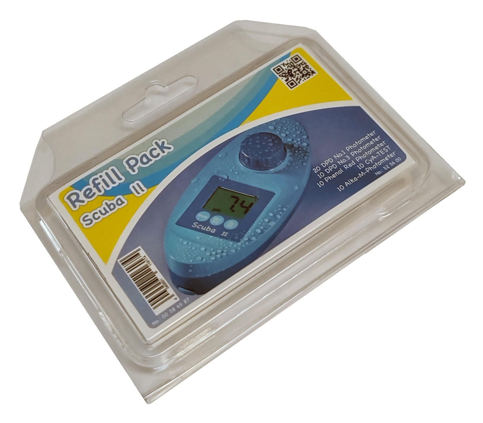 Refill Pack til SmartTest Photometer