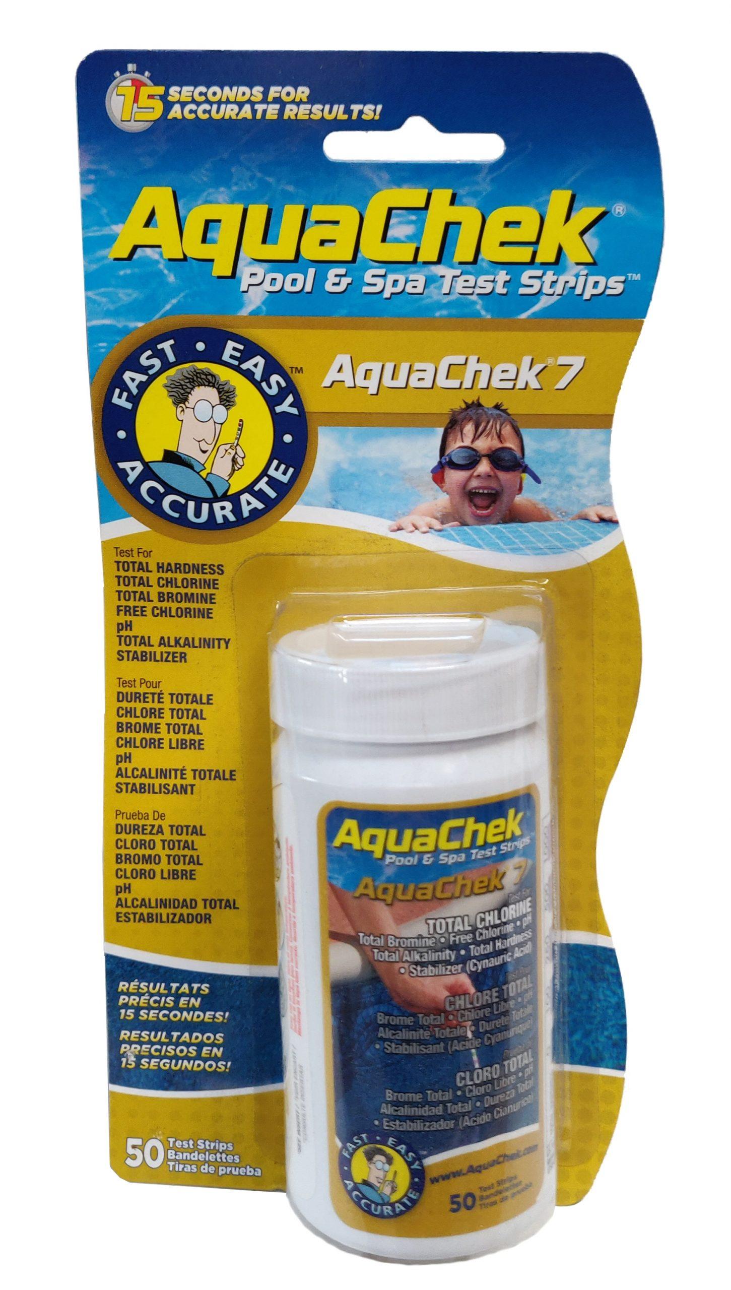 Teststrips AquaChek 7